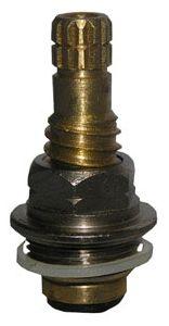 Cold Bathroom Sink Faucet Cartridge - Price Pfister, Brass