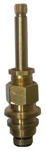 Hot / Cold Tub and Shower Faucet Cartridge - Sterling, Brass