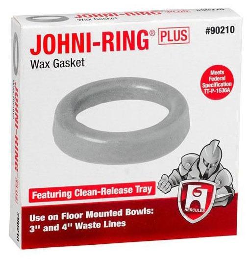 Johni-Ring Closet Wax Gasket, Petroleum Wax