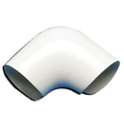 PVC 90D Pipe Elbow Cover #9