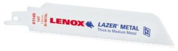 """T2, LAZER 9"""" 18 Teeth per Inch Reciprocating Saw Blade"""