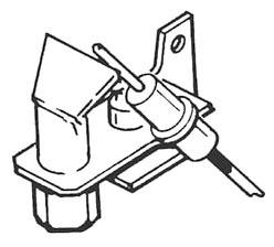 Water Heater Piezo Igniter W/Bracket