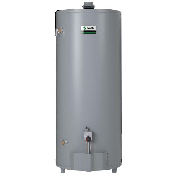 98 Gallon 75100 BTU/HR Commercial Natural Gas Water Heater