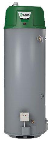 50 Gallon Natural Gas Residential Water Heater - ProLine XE Vertex, Power-Vent, 76000 BTU