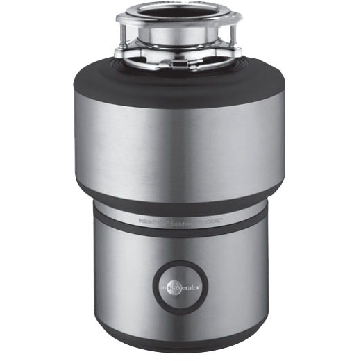 1.1 HP Evolution Series, PRO Series Continuous Feed Food Waste Disposer, Stainless Steel