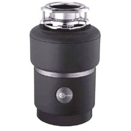 7/8 HP Evolution Series, PRO Series Continuous Feed Food Waste Disposer, Stainless Steel