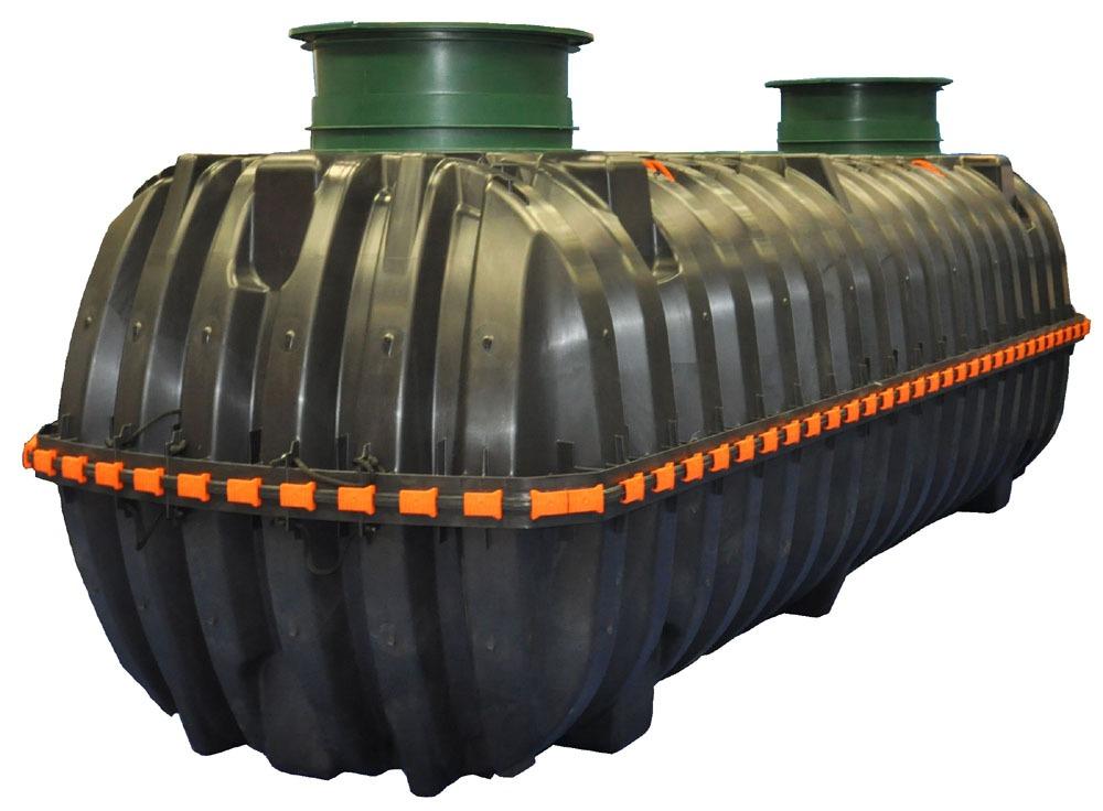 Septic Tank, Plastic