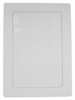 "14"" X 14"" Plastic Snap-In Access Panel"