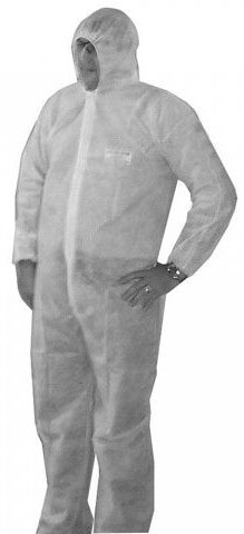L Disposable Coverall
