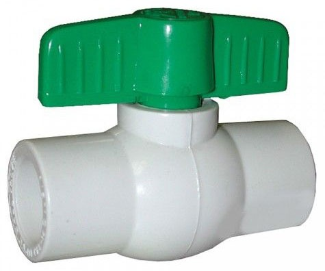 "1/2"" Socket PVC Ball Valve"