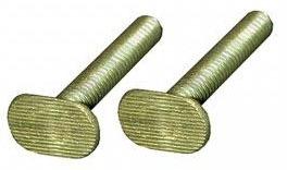 Brass Toilet Closet Bolt - PlumBest / LTConnections