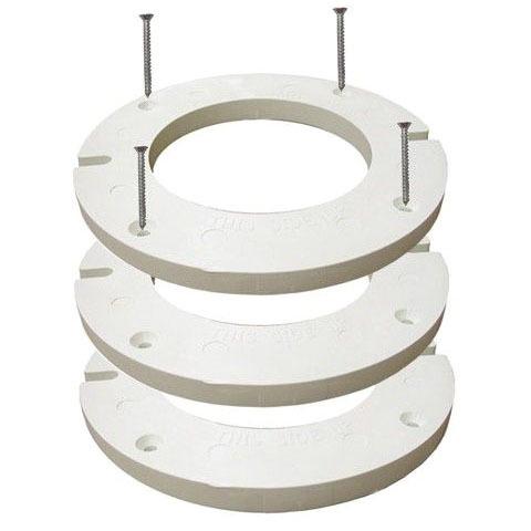 Adhesive Caulk Closet Flange Extension Kit