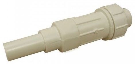"""4"""" PVC Expansion Straight Coupling"""
