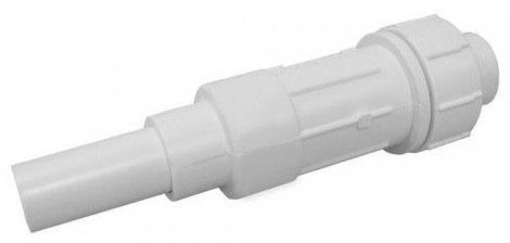 """3"""" PVC Expansion Straight Coupling"""