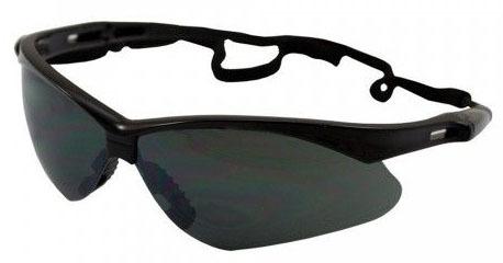 Smoke Mirror Nemesis Safety Glasses