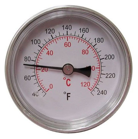 Celsius Scale Dial Thermometer