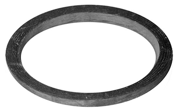 """1-1/2"""" X 1-1/2"""" Square Cut Rubber Slip Joint Washer"""