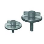 Bath Waste Test Plug Kit - RAPID-FIT