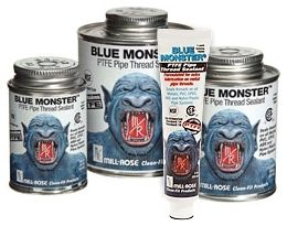 1/4 PINT PTFE BLUE MONSTER