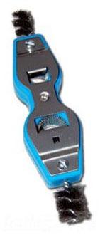 """1/2"""" x 3/4"""" Single Spiral Plumbing Brush Kit, Carbon Steel"""
