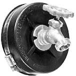 """1-1/2"""" Rubber DWV Flexible End Cap"""