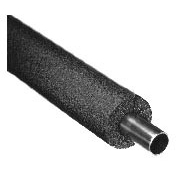 "1-1/8""X1/2"" wall therma-cel Pipe Insulation"