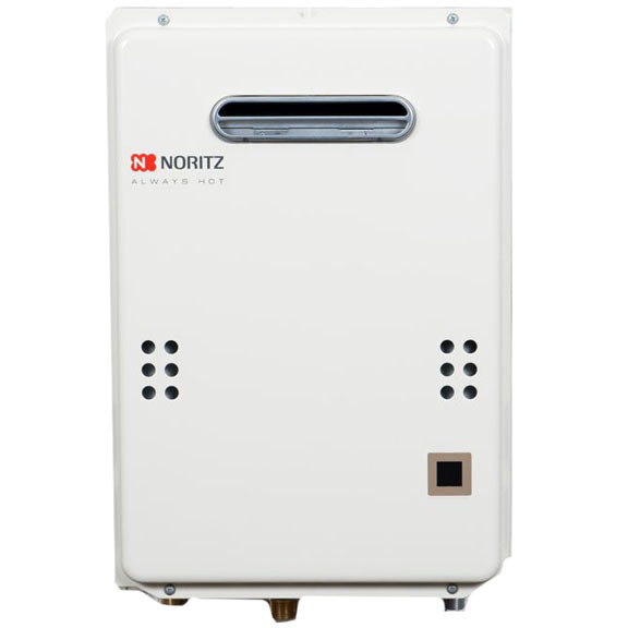 Tankless Water Heater, Tankless Natural Gas Water Heater - Residential, 15000 to 120000 BTU, 0.5 to 5 GPM Flow Rate