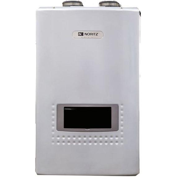 Tankless Water Heater, 18000 to 199000 BTU/HR Liquid Propane