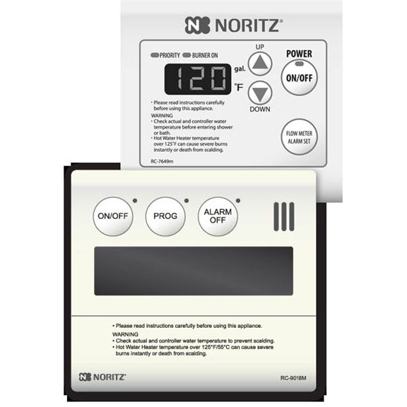 "5"" x 0.8"" x 4.7"" Water Heater Remote Controller"