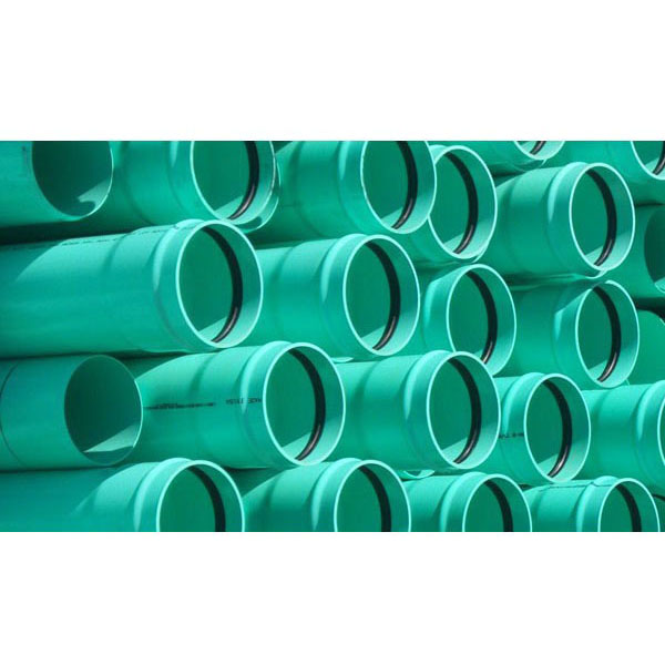"""6"""" X 20' PVC Pipe SDR 35 Gasketed Gasketed"""