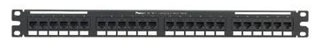 pan NK6PPG24Y PANDUIT NK PUNCHDOWN PATCH PANEL CAT 6 FLAT 2