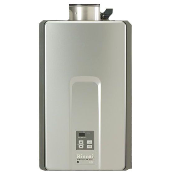 Tankless Water Heater, Natural Gas, RLX94i, Luxury 10300 to 192000 BTU/HR