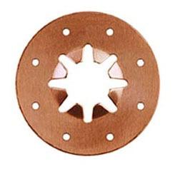 "1/2"" Copper 1-Way Tube Locking Nut"