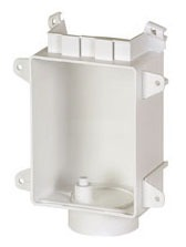Washing Machine Outlet Drain Box - OxBox, ABS