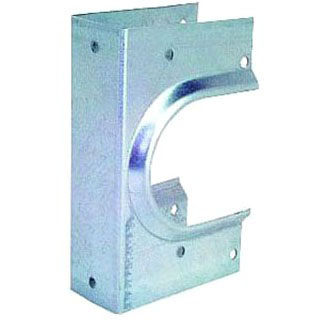 Steel Single Stub Support Bracket