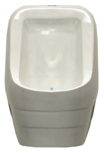 Commercial Water Free Urinal - White