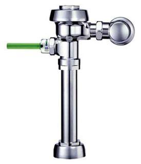 Uppercut 1.6/1.1 GPF Water Closet Flushometer