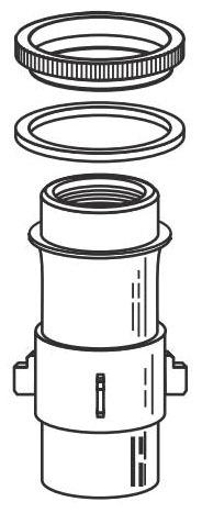 Flushometer Guide Assembly
