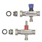 """1"""" Manifold Expansion Set, Stainless Steel"""