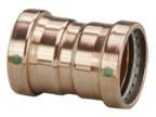 "3"" ProPress XL x ProPress XL Copper Stop, Straight Coupling"