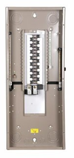 """C-H CH32NLPN225J 32 CIRCUIT MAIN LUG Convertable Load center """"Plug-On Neutral Style"""" factory installed main lugs"""