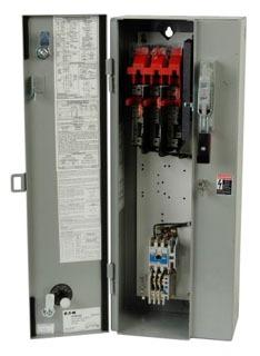 CH ECN1601AAA COMBO FVNR SZ 0-ENCL ENCLOSED NEMA FULL VOLTAGE NON-REVERSING STARTER