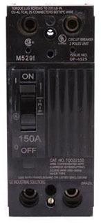 GE TQD22150WL 2P 150A BREAKER