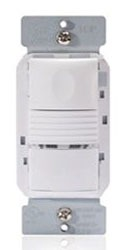 WAT PW-301-W WAT PIR WALL SWITCH SP/MULTI LOCATION 800W 120/277V WH