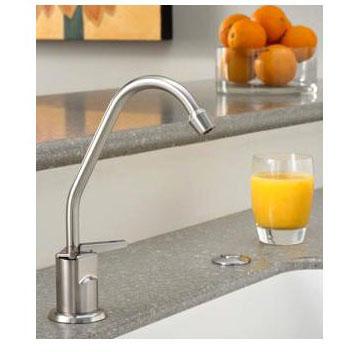 Hot/Cold Water Dispenser, Satin Nickel