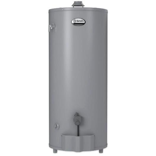 74 Gallon Residential Natural Gas Water Heater, 75100 BTU/HR