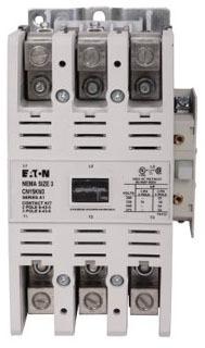 CH CN15KN3A SIZE 3 CONTACTOR NEMA FULL VOLTAGE NON-REVERSING CONTACTOR