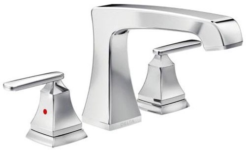 Ashlyn Roman Tub Trim Chrome