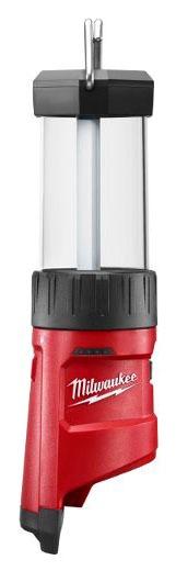 M12, TRUEVIEW Heavy Duty LED Lantern/Flood Light, Red