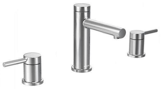 Align Chrome Two-Handle Bathroom Faucet